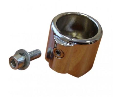 Муфта соединительная для стойки ограждения TRGS-003/1