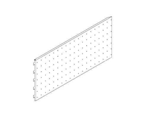 Панель задняя стенка, перфорированная