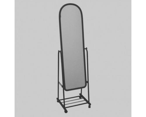 Зеркало  напольное на колесах А38