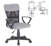 Кресло MG-315, серое