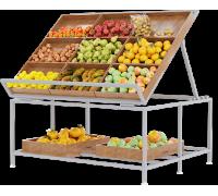 Стеллаж плодово-овощной Спо 4